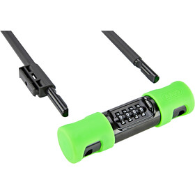 ABUS Ultra Combo 410C/170HB230 SH34 U-Lock green